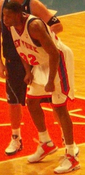 Antonio Davis - Davis in 2005