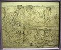 Antonio del pollaiolo (da), compianto di un ereo morto, 1470-80 ca. (monaco staat. graphische samm.).JPG