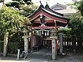 Anzen Inari Shrine in Ishikiri-Kazekiri Shrine.jpg