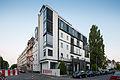 Apartment building Appelstrasse Blumenhagenstrasse Hanover Germany.jpg
