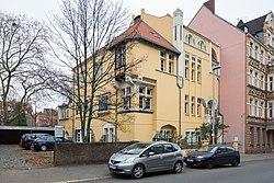 Apartment house Badenstedter Strasse 12 Linden-Mitte Hannover Germany 02.jpg