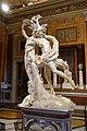Apollo and Daphne by Bernini - Galleria Borghese - Rome, Italy - DSC04591.jpg