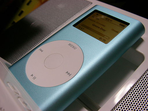Apple iPod mini blue-2005-03-07