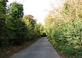 Approach to Bergh Aphton on Cooke's Road - geograph.org.uk - 1536516.jpg