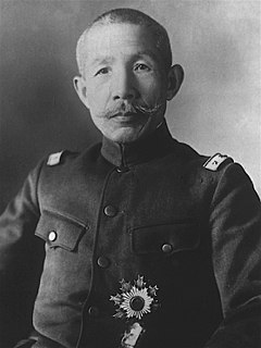 Sadao Araki Japanese general