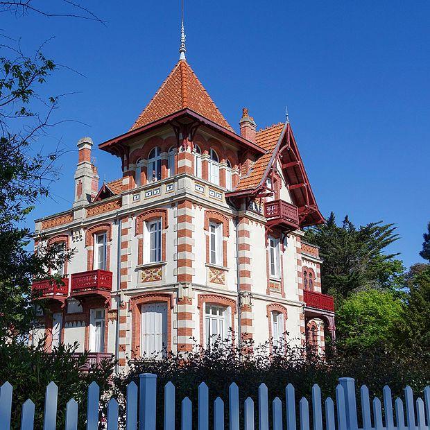 Monument historique à Arcachon