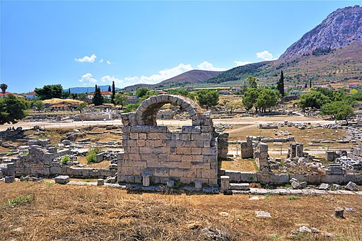 Archaeological Site of Ancient Corinth by Joy of Museums - 4