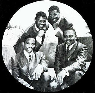Archie Bell & the Drells - The group in 1968.