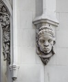 Architectural details, the Woolworth Building, New York, New York LCCN2013650686.tif