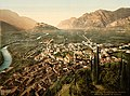 Arco and Valley of the Sarca, Trento, Italy, 1890-1900.jpg