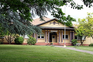 Ardenwald-Johnson Creek, Portland, Oregon - Image: Ardenwald School Ardenwald Johnson Creek Portland Oregon