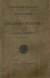 Ludovico Ariosto: Orlando furioso