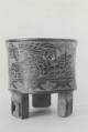 Arkeologiskt föremål från Teotihuacan - SMVK - 0307.q.0008.tif