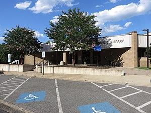 Arlington Public Library - Aurora Hills Branch Library