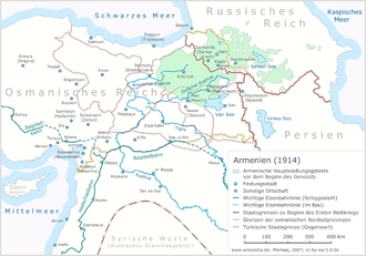 Volkermord An Den Armeniern Wikipedia