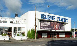 theatre in Klampenborg near Copenhagen, Denmark