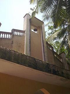 Arohana Marthoma Church, Anicadu building in India