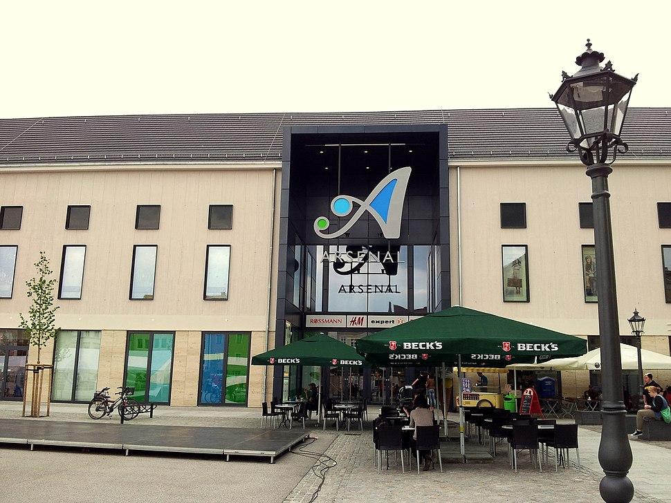 Arsenal Shoppingcenter Wittenberg