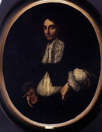 Giovanni Bernardo Carboni - Ritratto di gentiluomo (Fondazione Cariplo)