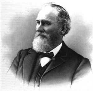 Arthur A. Denny - Arthur Denny circa 1890