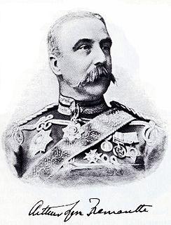Arthur Lyon Fremantle British Army general