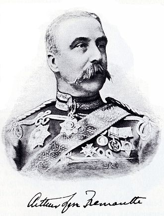 Arthur Lyon Fremantle - Sir Arthur Lyon Fremantle