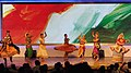 Artists performing regional traditional dance at the inaugural ceremony of the 42nd International Film Festival of India (IFFI-2011), at Ravindra Bhavan, in Madgaon, Goa on November, 23, 2011.jpg
