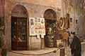 Arturo ferrari, nella vecchia via (il vicolo di san bernardino alle ossa a milano), 1912, 03.JPG