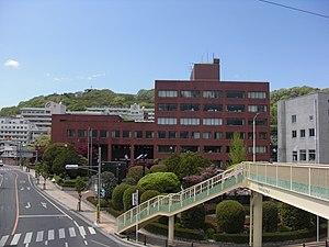 Ashikaga, Tochigi - Ashikaga City Hall