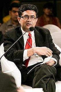 Ashish Chauhan Indian business executive and administrator