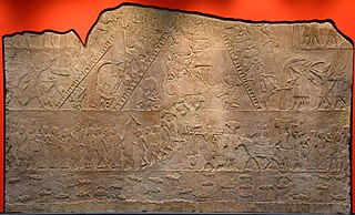 Sack of Thebes Assyrian plunder of Kushite Thebes