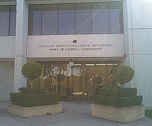 Australian Security Intelligence Organisation - The ASIO's old Central Office