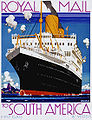 Asturias (Royal Mail Line) par Kenneth Shoesmith.jpg