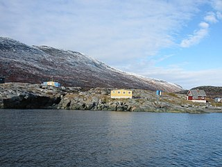 Place in Greenland, Kingdom of Denmark