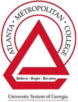 Atlanta Metropolitan State College - Image: Atlantametropolitanc ollege