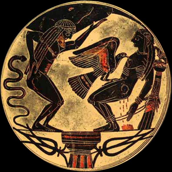 Atlas Typhoeus Prometheus