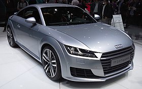 Image illustrative de l'article Audi TT