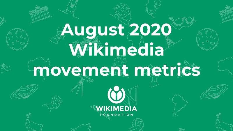 File:August 2020 Wikimedia movement metrics.pdf