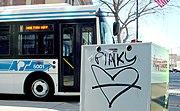Augusta city bus