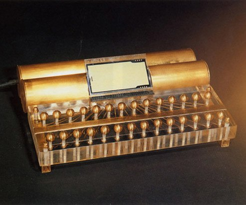 Aura Krsitall Instrument