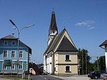 Aurach am Hongar Kirche.JPG