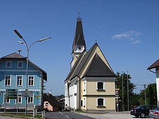Aurach am Hongar Place in Upper Austria, Austria