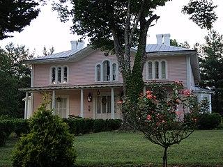 Aurora (Spencer, Virginia) historic home near Spencer, Patrick County, Virginia