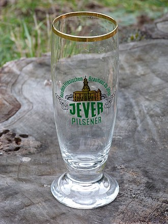 Jever Brewery - Jever beer glass