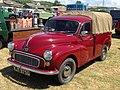 Austin 6 cwt Pick-up (1969) Morris Minor badge engineered! (27998466401).jpg