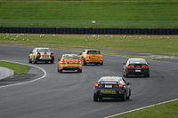 V8 SUPERCARS YEARBOOK - 2004 -Eastern Creek, Bathurst Ect Holden HSV Falcon FPV