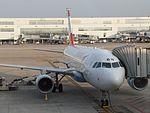 Austrian Airlines Airbus A320-214 OE-LBW at BRU 14JUN2015.JPG