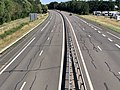 Autoroute A40 vue depuis Pont Chemin Vieux Replonges 2.jpg