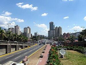 Libertador Bolivarian Municipality - Bolívar Avenue