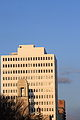 Avord Towers and Federal Building top, Regina, SK skyline.jpg